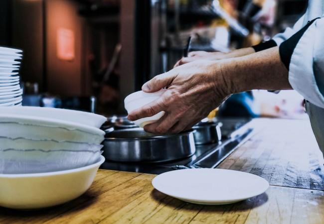Cuisiner loin de la terre ferme